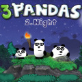 The 3 Pandas are back and need your help to find their way home!