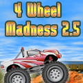 Finish ahead of your opponent & crush cars in this truck racing game!