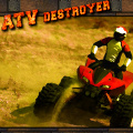 Select your ATV, then destroy everything in your path.