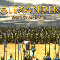 It is the dawn of Alexander the greats empire!