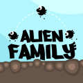 Help the Alien dad find a missing child, lost while visiting the Earth.