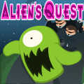 A cute alien has been captured, help him escape from jail & return home.