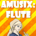 Play songs on your flute in this easy-to-understand game.