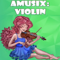 Play classical, folk & modern songs on your violin in this fluid game.