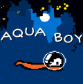 Take control of Aqua Boy as he embarks on an epic adventure.