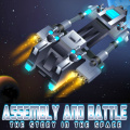 Simple objective, control your spaceship in this top-down shooter.