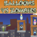 Kill zombies using both knives & balloons in this physics-puzzle title.