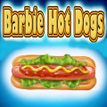 Help Barbie prepare hotdogs for her friends at a cookout.