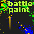 Destroy the rogue pixels and suck up their paint spills!