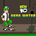 On this mission, help Ben 10 show his skateboard skills.