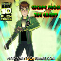 Help Ben 10 react quickly before the traps get him & aid his escape.