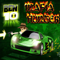 Help Ben 10 to drive the car, avoid obstacles, and shoot the enemies.
