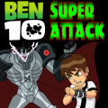 Help Ben 10 make his way down a river while getting rid of the enemies.