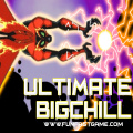 Help Ben 10 Ultimate Bigchill rescue our planet.