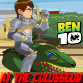 Your job is to help Ben 10 defeat a challenge from Psyphon.