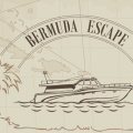 Trapped in the Bermuda Triangle itself, escape or stay here forever.