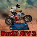 More ATV madness! Race through the desert without crashing!