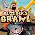Builders Brawl is the ultimate turn based artillery game!
