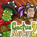 Cactus McCoy returns for a brand-new epic adventure!