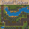 Countless enemies are attacking the capital, protect it!