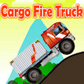 Drive with this cool firefighter cargo truck and deliver the cargo.