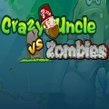 Zombies have begun to attack Crazy Uncle, help him stop their advance!