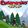 Cyclomaniacs is back... this time IT IS EPIC!!!