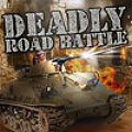 In a tank, engage yourself in a deadly road battle!