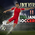 Select your favorite Italian team and try to win the Cup.
