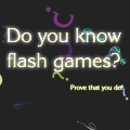 Played lots of games? Find out just how much you know much about them!