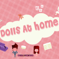 Help Dolls to move into their fabulous new house