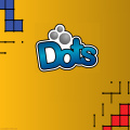 Save your pens and pencils, it is the classic game of Dots!