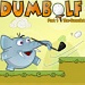 Help the elephant shoot a low score in this minigolf game.