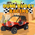Conquer the desert by racing thru it behind the wheel of a dune buggy.