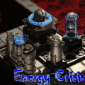 A TD game where you protect human energy stations from attacking aliens.