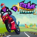 Your challenge is to perform extreme stunts to complete each level.