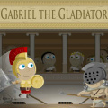 Help Gabriel on his journey from begin a slave to the King Of Colosseum.