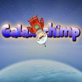 Launch your chimp to collect all the stars on each level.