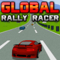 Race your sports car around the world in 8 races against other cars.
