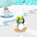 Steer your penguin to the top of the scoreboard by collecting stars.
