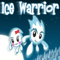 Save the ice warriors girl by throwing the snow at your opponents!