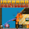 As a robotic fire-fighter, take on the various Infernos.