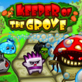 Greedy creatures want to rob the Magic Grove and you need to stop them.