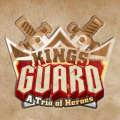 Kings Guard: A Trio of Heroes is a combined defense, RPG & switcher game