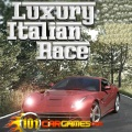 Test your driving skills in Italian car racing title.