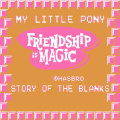 A My Little Pony RPG, with Applebloom in the lead roll.