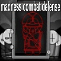 Build up your defenses to fight off the Madness men.