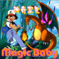 Help magic baby avoid obstacles & fly in the beautiful sky.