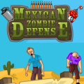 Destroy the hordes of zombies in this interesting TD game.