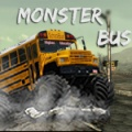 Take a fun ride in the Monster Bus & amaze us with your driving skills.